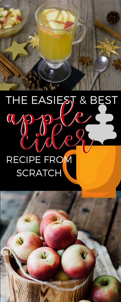 How to Make Homemade Apple Cider