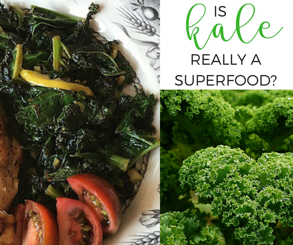 Health Benefits of Kale....is Kale a super food?