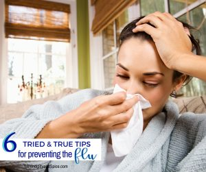 Tips for Preventing the Flu
