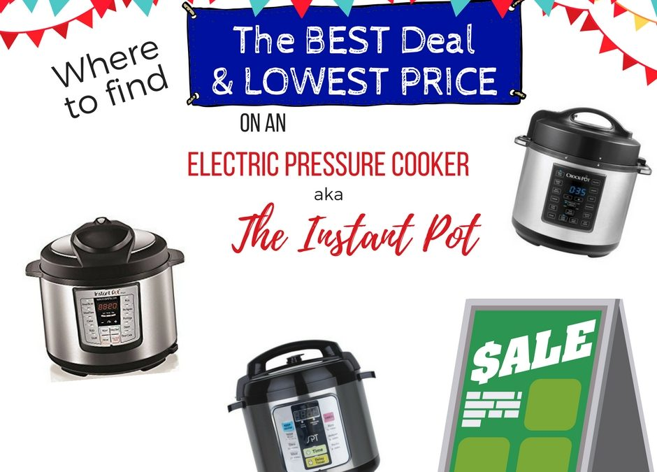 Pressure Cooker Deals