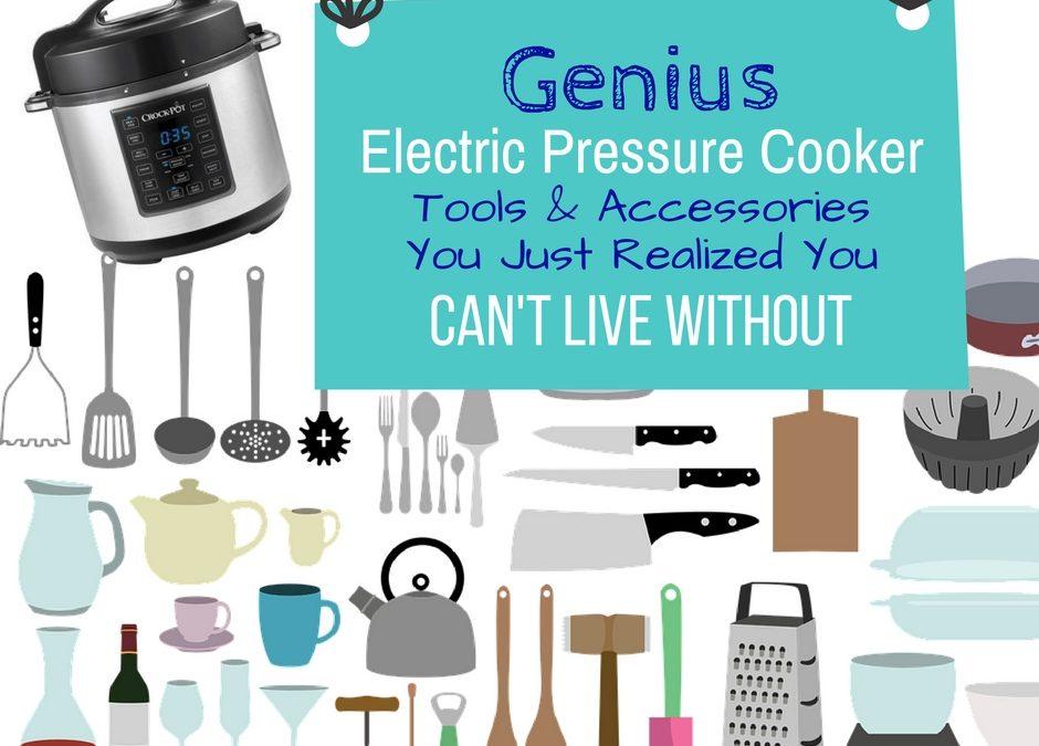 Pressure Cooker Tools