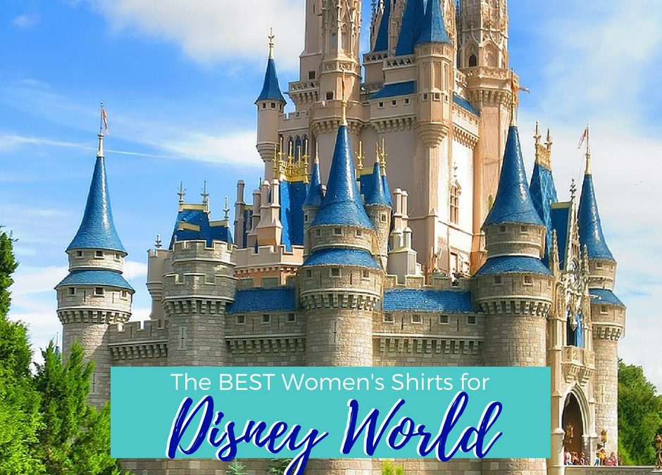 The Best Disney Shirts for Women – Plus Size