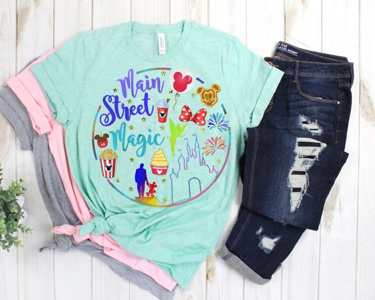 Main Street Magic Shirt