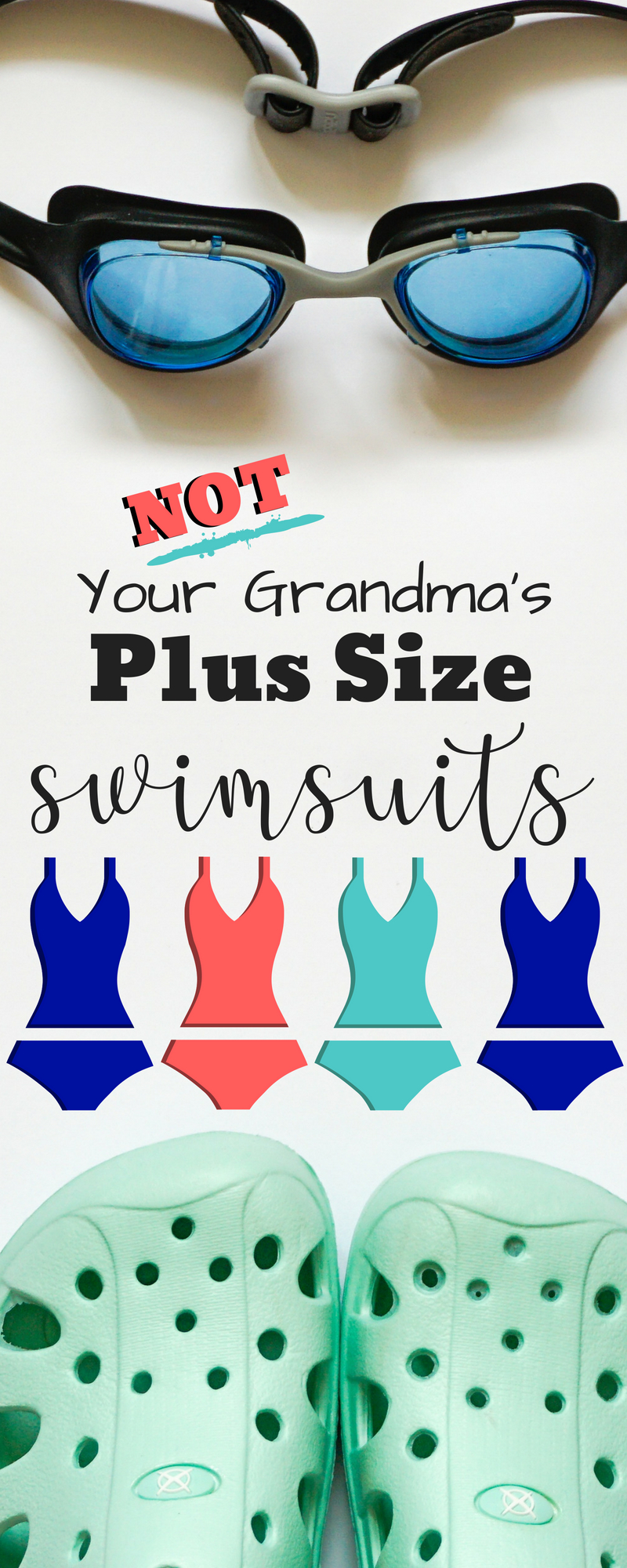Check out these plus size swimsuits to make you feel skinny! Plus size women will feel skinny and beautiful in these plus size swimsuits! #WomensStyle #Fashion #OOTD #PlusSize #SummerStyle #Style