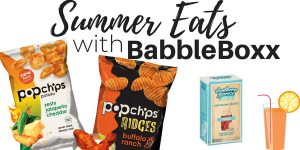 Summer Dinners Made Easy #BabbleBoxx
