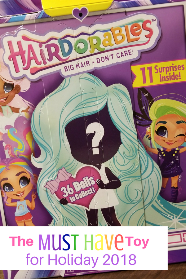 Hairdorables Mystery Box Dolls