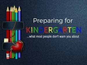 Pinworms in Kids and Other Things They Don't Warn You About Kindergarten