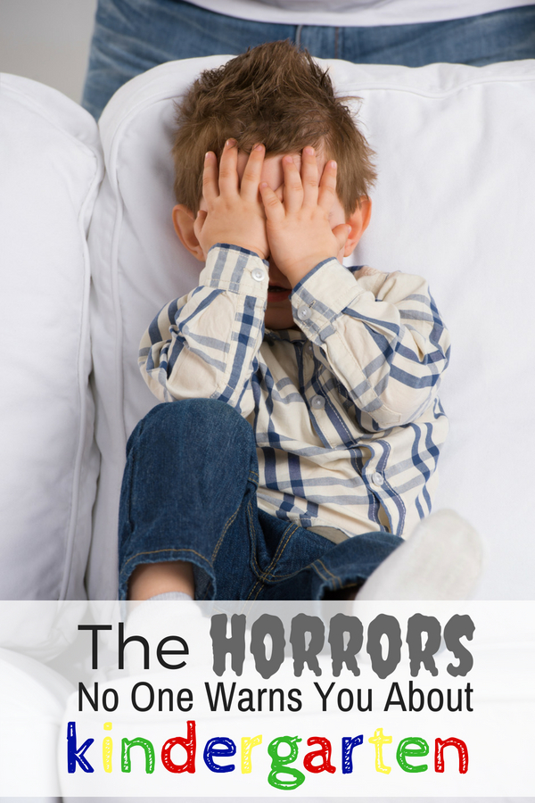 What No One Tells You About Kindergarten - Pinworms in Kids - Preparing for #backtoschool is more than school supplies...check out these back to school horrors no one tells you about! #parenting