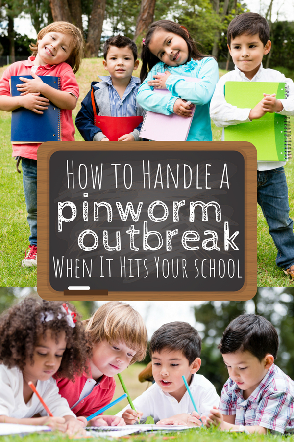 Pinworms in Kids...Preparing for #backtoschool is more than school supplies...check out these back to school horrors no one tells you about! #parenting
