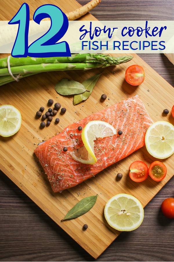 Slow cooker fish recipes