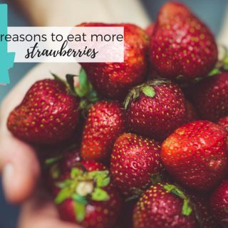 strawberries are a superfood