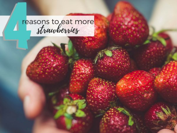 Strawberries are a Super Food