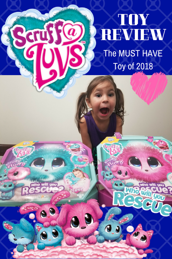 Scruff a Luvs Toy Review - One of the TOP Toys of 2018
