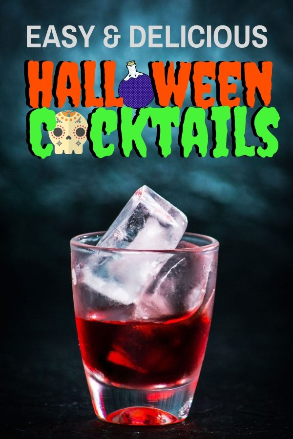 Halloween Cocktails for Adults