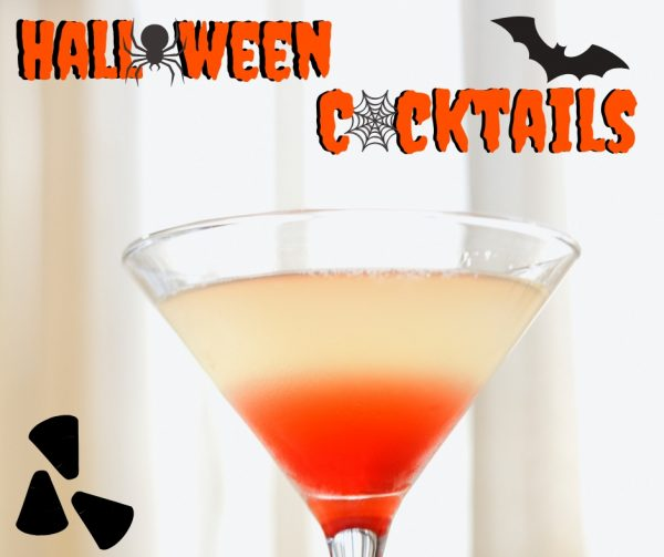 Easy Halloween Cocktails for Adults