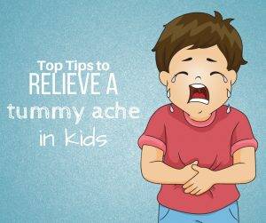 Tummy Ache Remedies for Toddlers