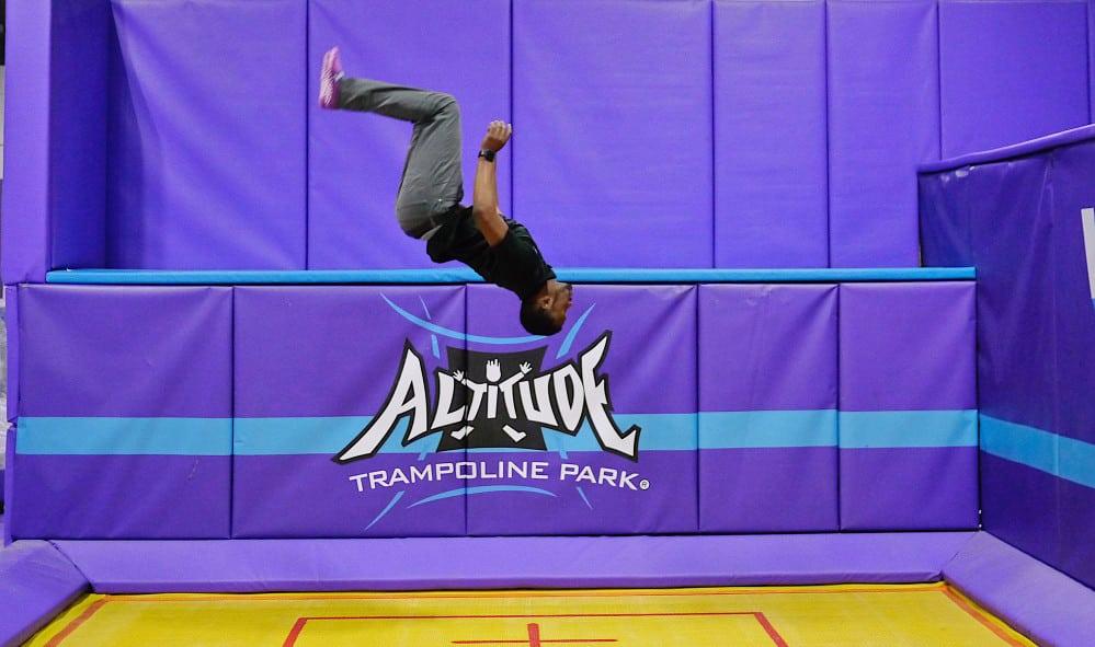 Altitude Trampoline Park Fun