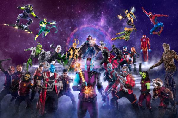 Marvel Universe Live! Charlotte NC