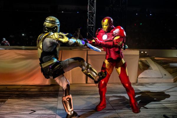 Marvel Universe Live! Charlotte, NC