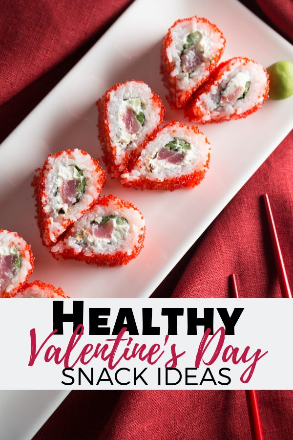 Healthy Valentine Snacks - These are fun heart shaped snacks perfect for Valentine's Day! #kids #Valentines #ValentinesDay #Hearts #HealthySnacks #Snacks