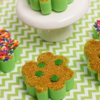 Shamrock Mint Chocolate Fudge Recipe - Easy Fudge Recipe