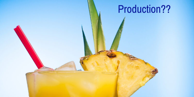 Pineapple juice for breastfeeding moms...does it work?