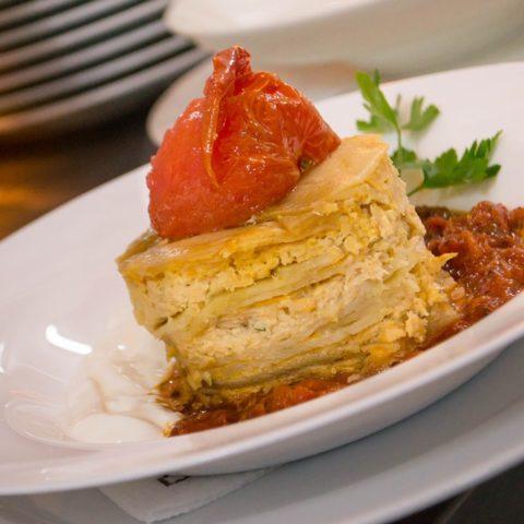 White lasagna roll-ups recipe