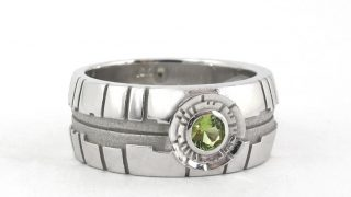 12. Star Wars Ring for Dad