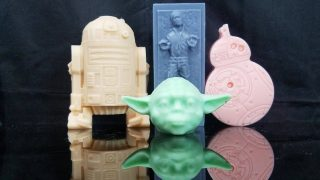 5. Star Wars Soaps