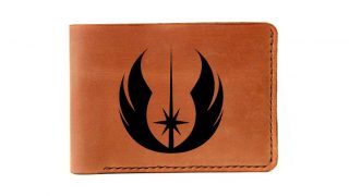 8. Leather Embossed Wallet