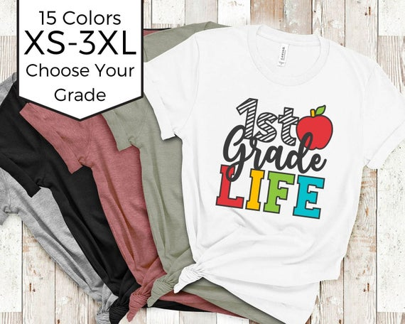 Teacher Life Shirts