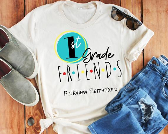 Friends Inspired Shirt