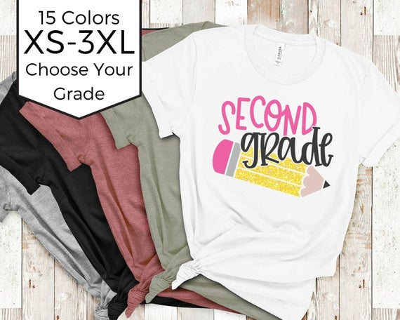 Pencil Teacher Shirts
