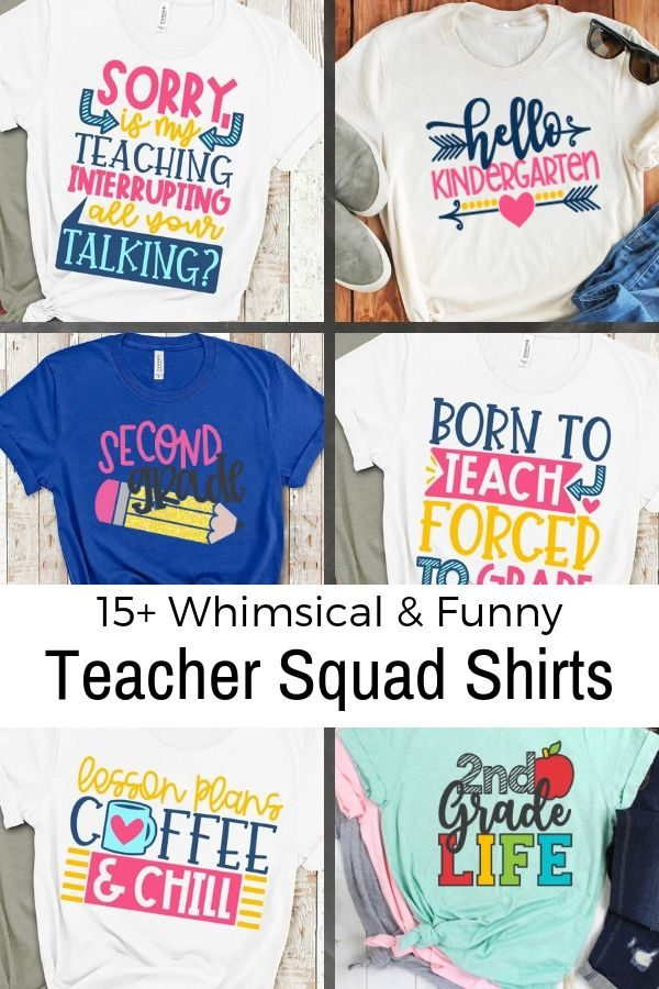 25cdb4969a569 Back to School Teacher Shirts | Serendipity and Spice | Embracing ...
