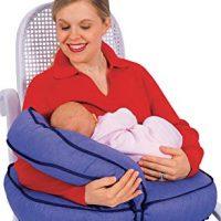 Get a nursing pillow!!