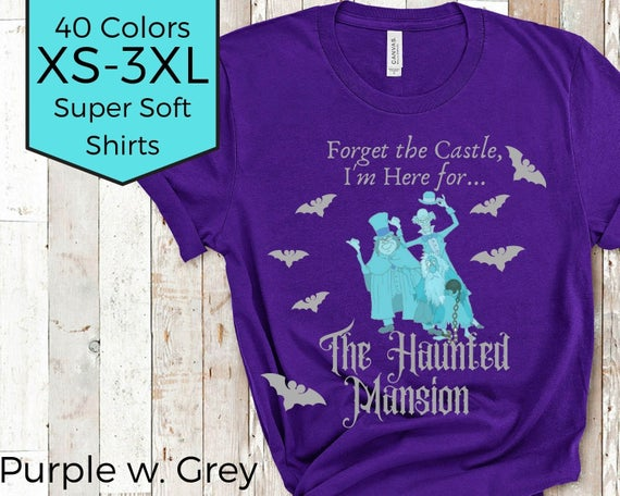 The Haunted Mansion Shirt