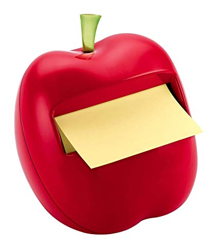 Apple Post It Note Dispenser