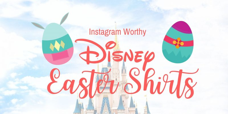 Disney Easter Shirts Main Image