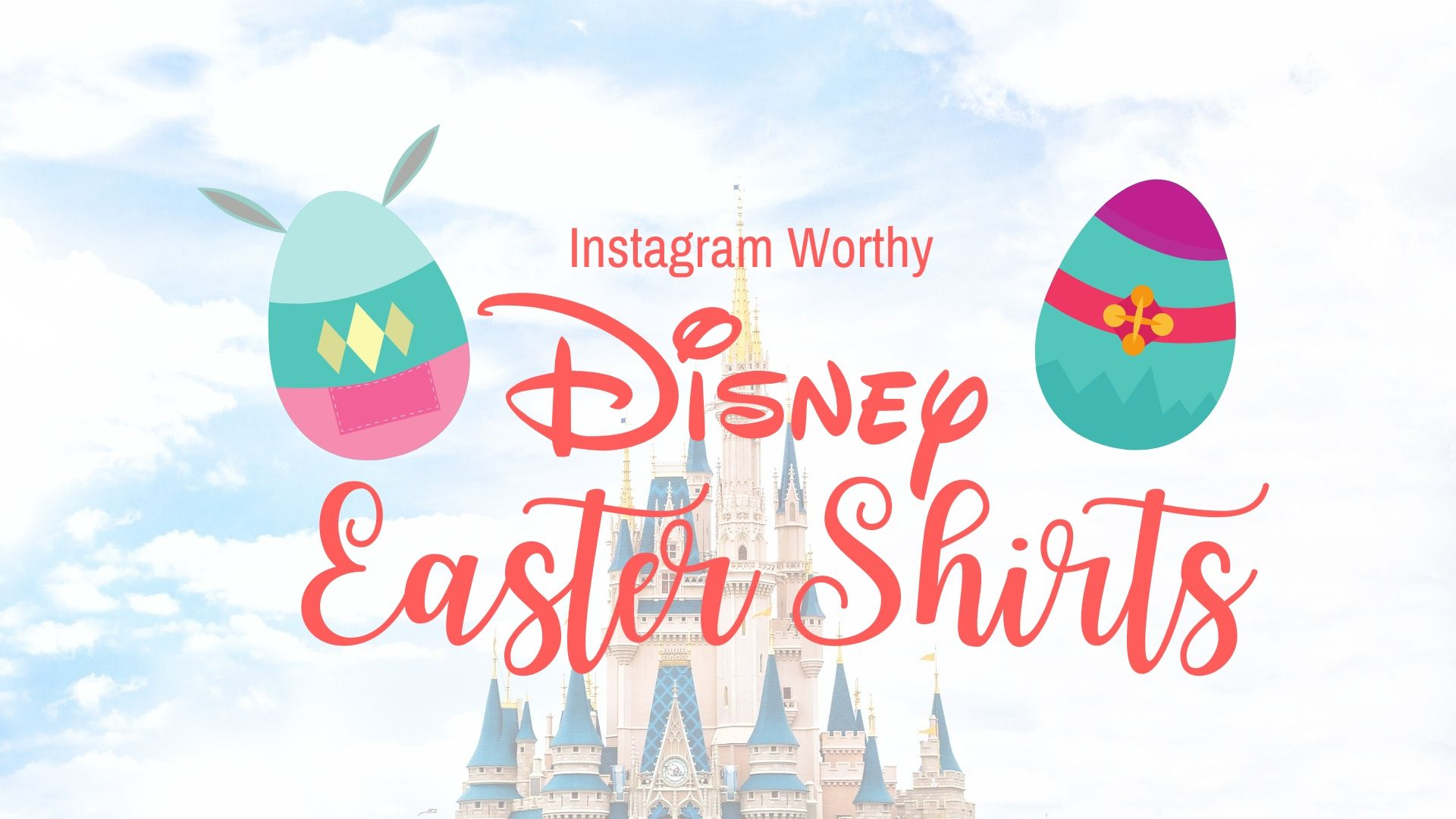 Disney Shirts for Easter