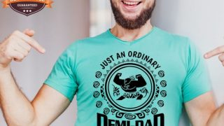 Demi Dad Moana Shirt