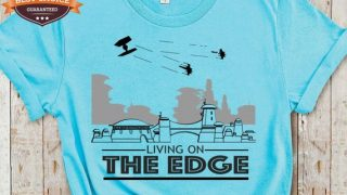 Living on the Edge Shirt