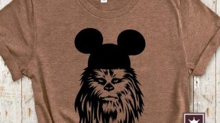 Chewbacca shirt