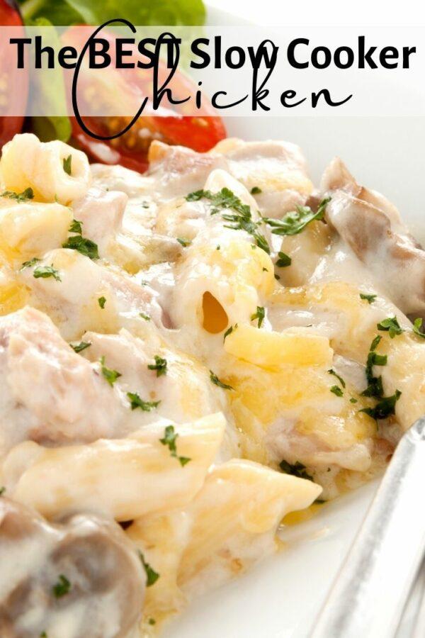 The Best Slow Cooker Chicken Recipe